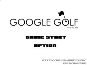 googlegolf